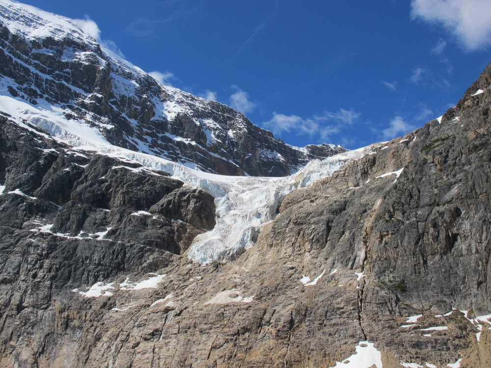 Angel Glacier